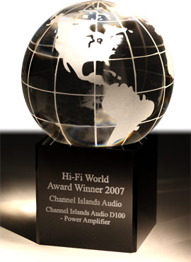 HiFi World Awward