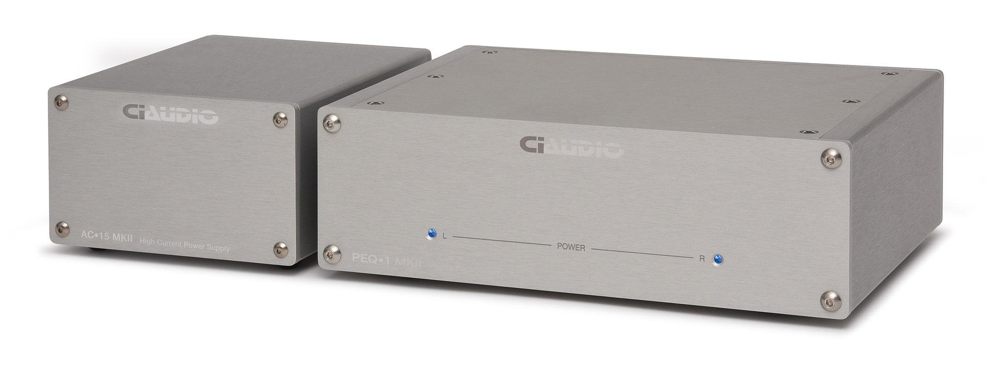 Peq1 Mkii Mm Mc Phono Preamplifier Ac15 Power Supply Ci Audio Circuit